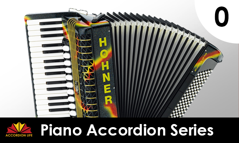 Learn how to play the Piano Accordion: Preliminary