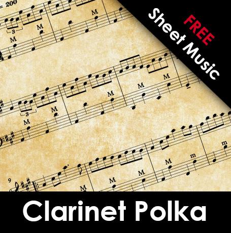 Clarinet-Polka
