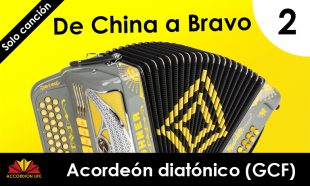 How to Play De China a Bravo on the Hohner Diatonic Accordion