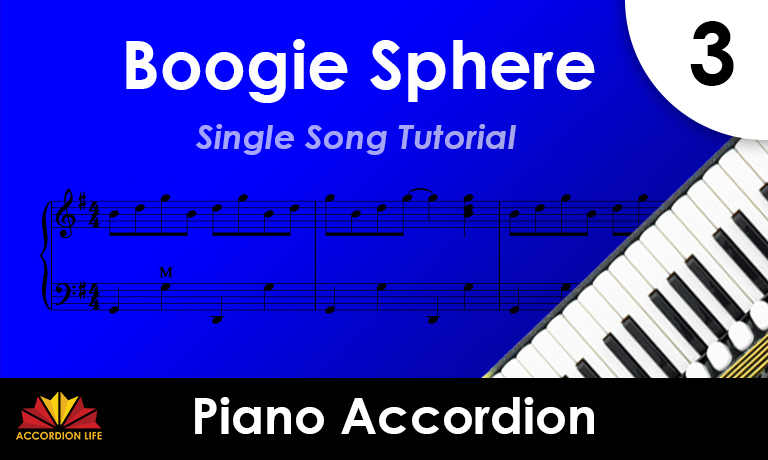 "How to Play ""Boogie Sphere"" on the Piano Accordion"