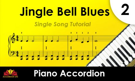 How to Play Jingle Bell Blues on the Piano Accordion