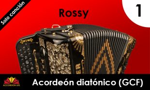 How to Play Rossy on the Hohner Diatonic Accordion