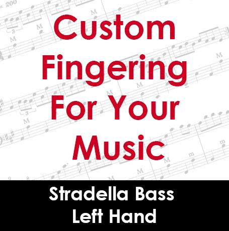 Stradella-Fingering