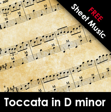 Toccata-in-d-minor