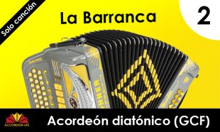 How to Play La Barranca on the Hohner Diatonic Accordion