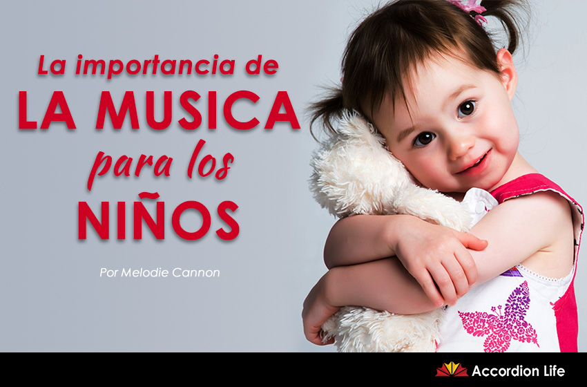 La importancia de la música para los niños