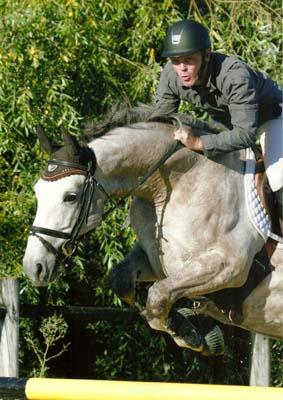 Frédéric Deschamps: Accordion teacher & student in horseback riding.