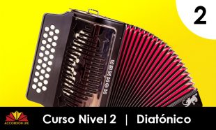 Learn how to play the Diatonic Accordion: Level 2