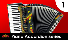 How To Play the Accordion